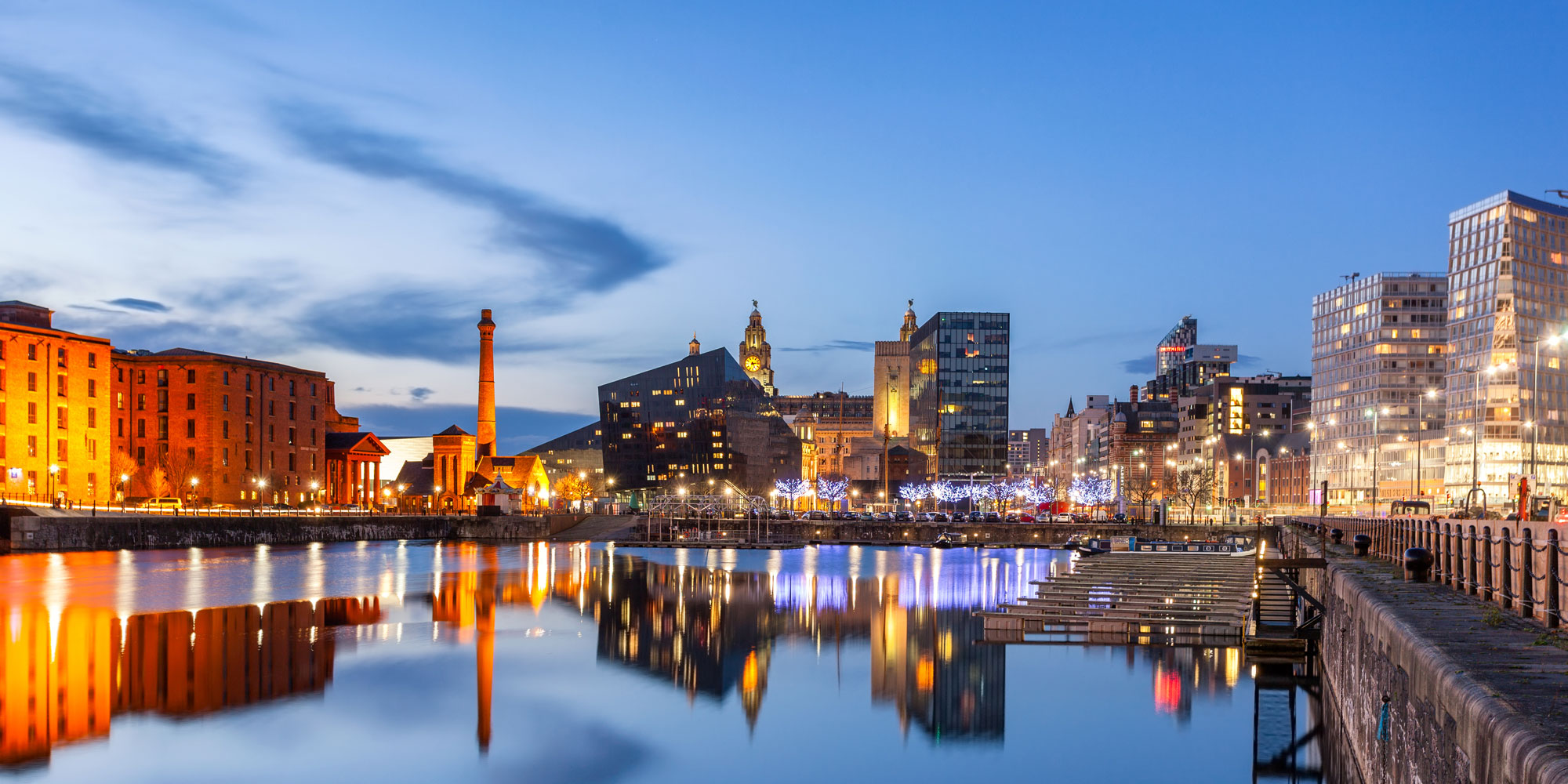 Investment areas in Liverpool