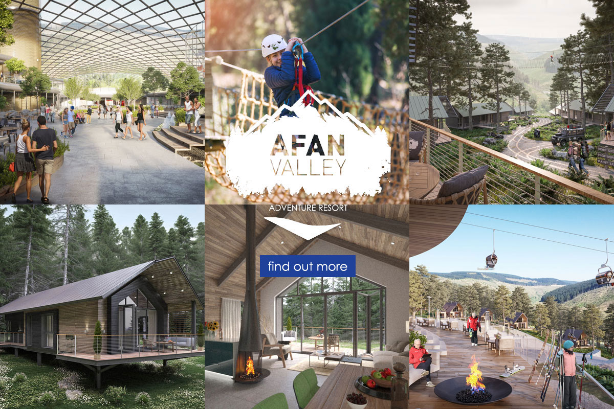 Afan Valley Adventure Resort Investments - Find out more