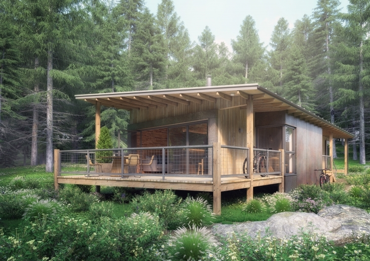 Afan Valley Trails Investment - Trails Zone Lodge