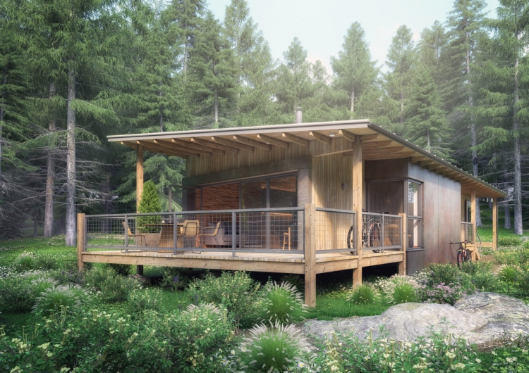 Afan Valley Investment - Trails Zone Lodge