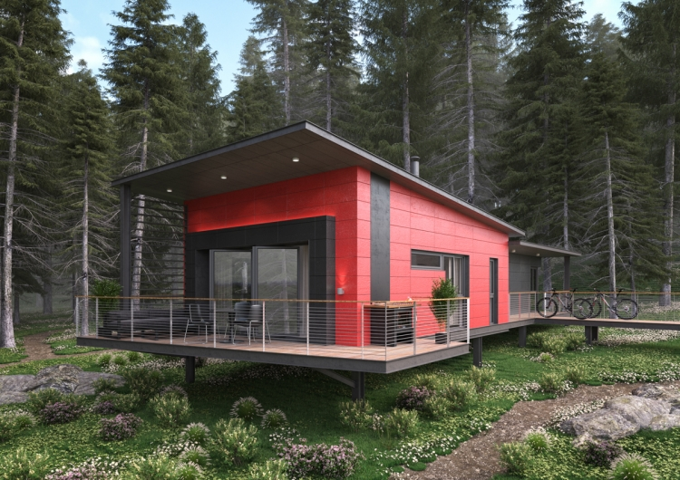 Afan Valley Investment - Xtreme Zone Lodge