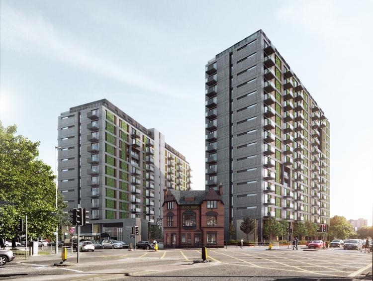 Blackfriers, Manchester